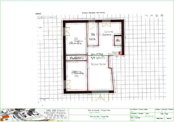 creation du schema electrique du logement