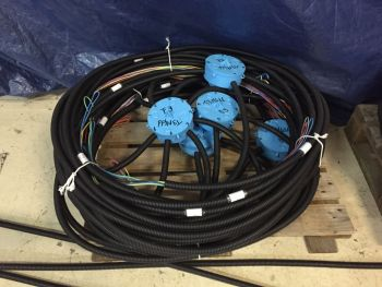 Raccordement de pieuvre toujours accessible avec boite Anti-Feu 960°.<br /> Idéal pour les plafond Rez-De-Chaussée.<br />